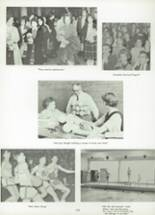 1962 Cranston High School East Yearbook Page 172 & 173
