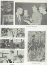 1962 Cranston High School East Yearbook Page 176 & 177
