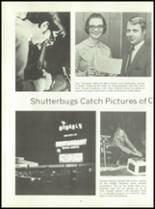 1969 Connersville High School Yearbook Page 10 & 11