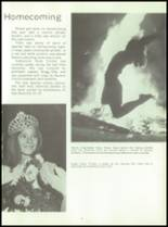 1969 Connersville High School Yearbook Page 12 & 13