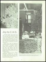1969 Connersville High School Yearbook Page 16 & 17