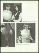 1969 Connersville High School Yearbook Page 22 & 23
