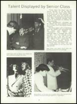 1969 Connersville High School Yearbook Page 24 & 25