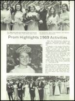 1969 Connersville High School Yearbook Page 26 & 27