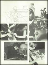 1969 Connersville High School Yearbook Page 30 & 31