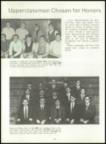 1969 Connersville High School Yearbook Page 32 & 33