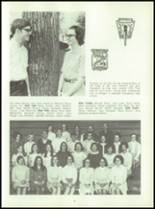 1969 Connersville High School Yearbook Page 34 & 35