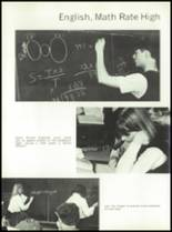 1969 Connersville High School Yearbook Page 40 & 41