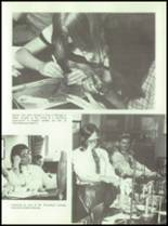 1969 Connersville High School Yearbook Page 42 & 43