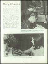 1969 Connersville High School Yearbook Page 44 & 45