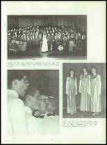 1969 Connersville High School Yearbook Page 48 & 49