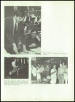 1969 Connersville High School Yearbook Page 50 & 51