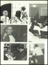 1969 Connersville High School Yearbook Page 54 & 55
