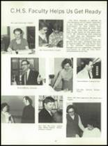 1969 Connersville High School Yearbook Page 58 & 59