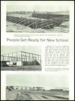 1969 Connersville High School Yearbook Page 66 & 67