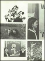 1969 Connersville High School Yearbook Page 68 & 69