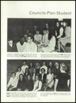 1969 Connersville High School Yearbook Page 70 & 71