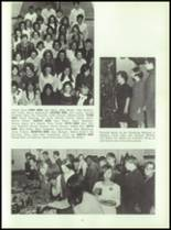 1969 Connersville High School Yearbook Page 74 & 75