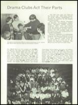 1969 Connersville High School Yearbook Page 76 & 77