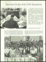 1969 Connersville High School Yearbook Page 84 & 85