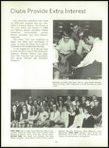 1969 Connersville High School Yearbook Page 92 & 93