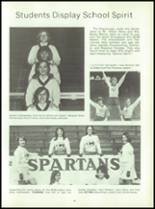1969 Connersville High School Yearbook Page 96 & 97