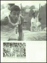 1969 Connersville High School Yearbook Page 98 & 99