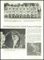1969 Connersville High School Yearbook Page 102 & 103