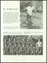1969 Connersville High School Yearbook Page 104 & 105