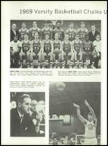 1969 Connersville High School Yearbook Page 106 & 107