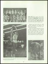 1969 Connersville High School Yearbook Page 110 & 111