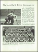 1969 Connersville High School Yearbook Page 112 & 113