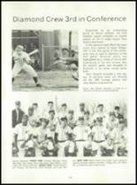 1969 Connersville High School Yearbook Page 118 & 119