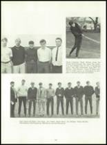 1969 Connersville High School Yearbook Page 122 & 123