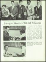 1969 Connersville High School Yearbook Page 124 & 125