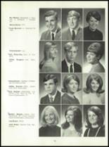 1969 Connersville High School Yearbook Page 130 & 131
