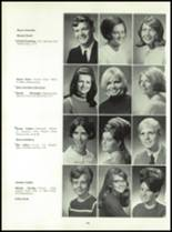 1969 Connersville High School Yearbook Page 132 & 133