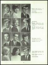 1969 Connersville High School Yearbook Page 136 & 137