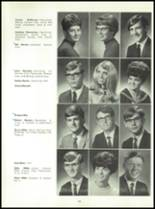 1969 Connersville High School Yearbook Page 144 & 145