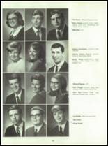 1969 Connersville High School Yearbook Page 146 & 147