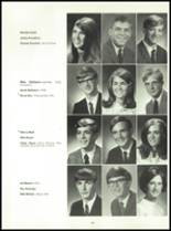 1969 Connersville High School Yearbook Page 148 & 149