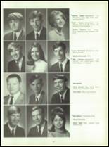 1969 Connersville High School Yearbook Page 150 & 151