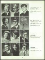 1969 Connersville High School Yearbook Page 152 & 153
