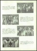 1969 Connersville High School Yearbook Page 158 & 159