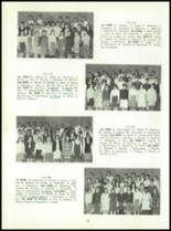 1969 Connersville High School Yearbook Page 160 & 161