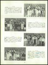 1969 Connersville High School Yearbook Page 162 & 163