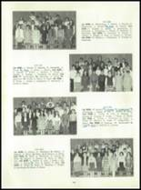 1969 Connersville High School Yearbook Page 164 & 165