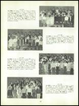 1969 Connersville High School Yearbook Page 166 & 167