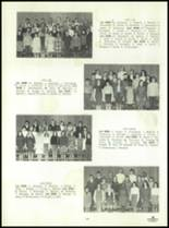 1969 Connersville High School Yearbook Page 168 & 169