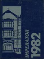 1982 Yearbook Wooster High School